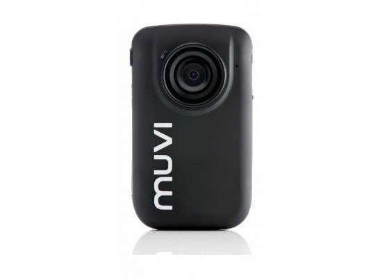 Veho Muvi HD10 8MP Handsfree Action Camera With Remote + 4GB Memory Card