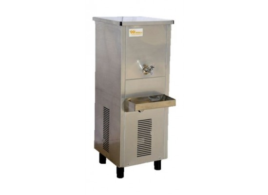 Wansa Gold Close Top Floor Standing Water Cooler 1 Tap - 40L