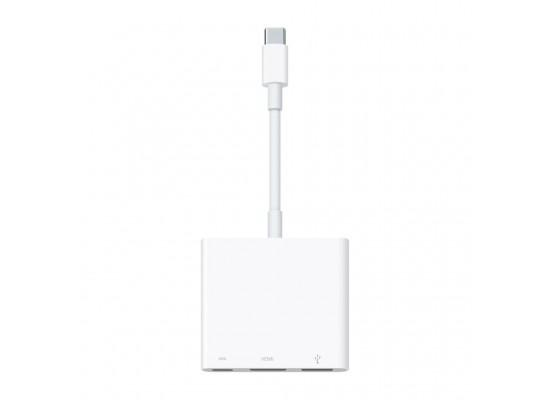 Apple USB-C VGA Multiport Adapter MJ1L2AM/A -White