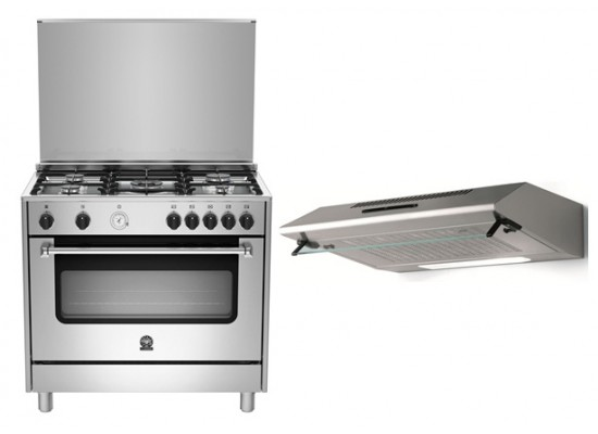 60 range hood wolf lagermania 90x60 5burner stainless steel gas cooker 90 60 hood