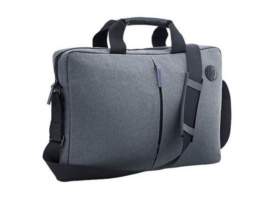HP Essential TopLoader 15.6-inch Laptop Bag - Grey - K0B38AA