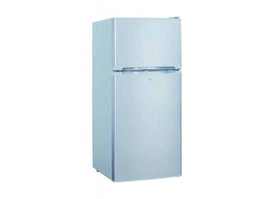 Wansa 4.4 Cft. Top Mount Refrigerator (WRTG125NFSC7) - Silver