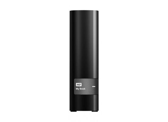 Western Digital My Book 4TB USB 3 0 External Hard Drive (WDBFJK0040HBK)