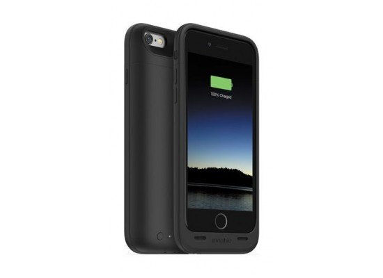 outlet store ed3cb 00857 Mophie Juice Pack Plus 3300mAh Battery Case for iPhone 6 - Black ...