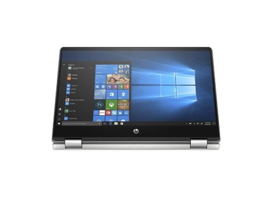 HP Pavilion x360 Core i3 4GB RAM 256GB SSD 14 Inch Convertible Laptop (14-DH1025NE) - Silver