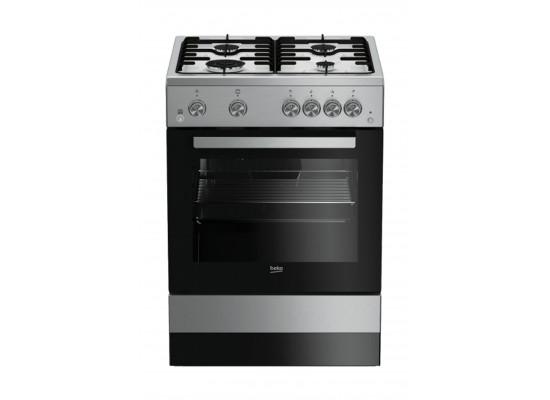 Beko 17 Cft Top Mount Refrigerator + Beko 60X60 4 Burner Gas Cooker + Beko 7kg Front Load Washing Machine