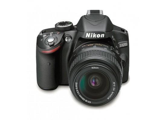 Nikon D3200 24.2 Megapixel DSLR Camera + 18-55mm Lens - Black