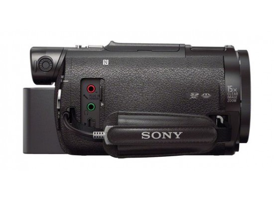 Sony FDR-AX33 20.6MP 4K Ultra-HD WiFi Camcorder