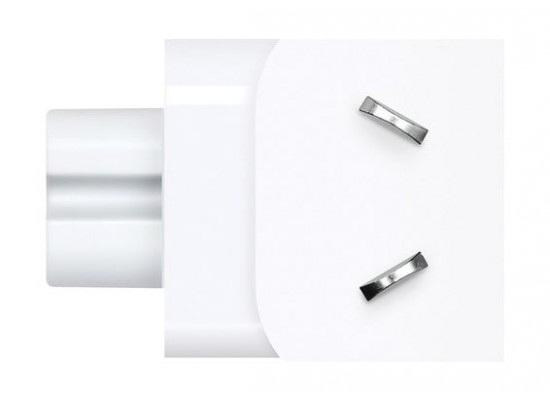 Apple World Travel Adapter Kit (MD837AM/A) - White