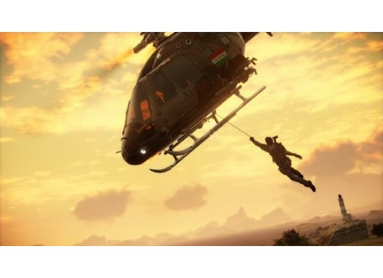 Just Cause 3: Day One Edition  (with Arabic Language) - Xbox One Game