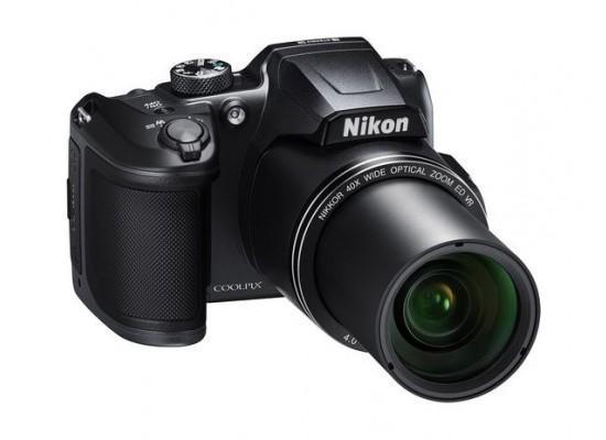 Nikon Coolpix B500 Digital Camera 16MP - Black