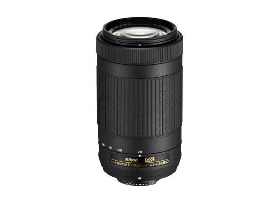 Nikon AF-P DX 70-300mm f/4 5-6 3G ED Telephoto Lens