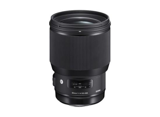 sigma lenses 85mm f1 4 art canon ef dslr lens price xcite kuwait