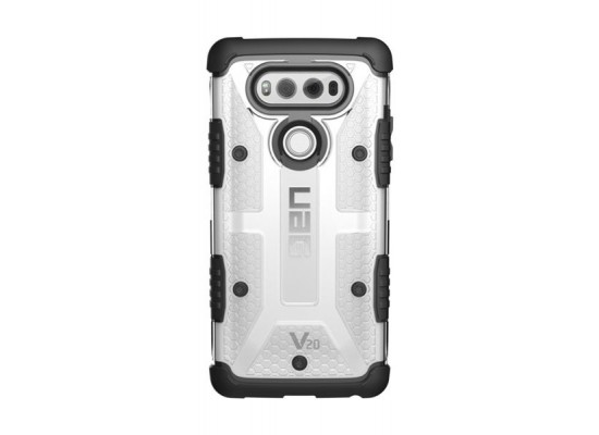 sports shoes 35278 e84b3 UAG Plasma Case For LG V20 (LGV20-L-ICL) – Black / Ice