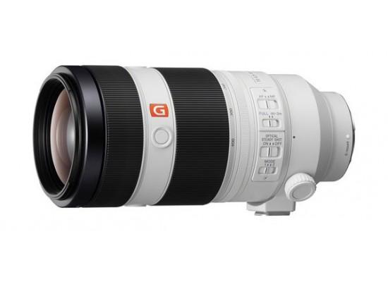 Sony Autofocus Lens for DSLR Camera (SEL100400GM) - 6