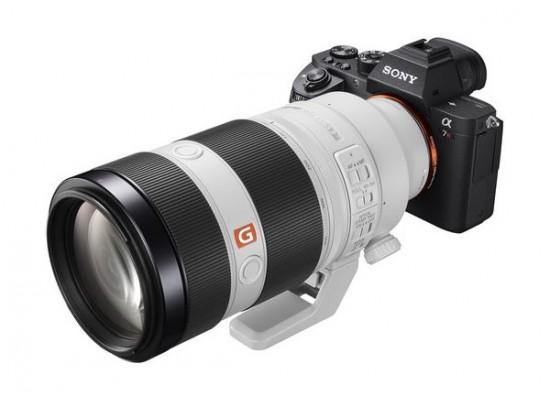 Sony Autofocus Lens for DSLR Camera (SEL100400GM) - 7