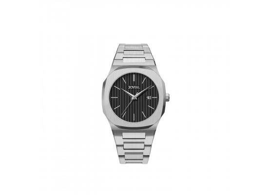 Jovial 40mm Analog Gents Metal Watch (1500GSMQ-03)