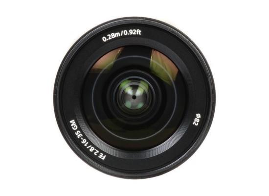 Sony 16-35mm F/2.8 Autofocus Lens (SEL1635GM) - 4