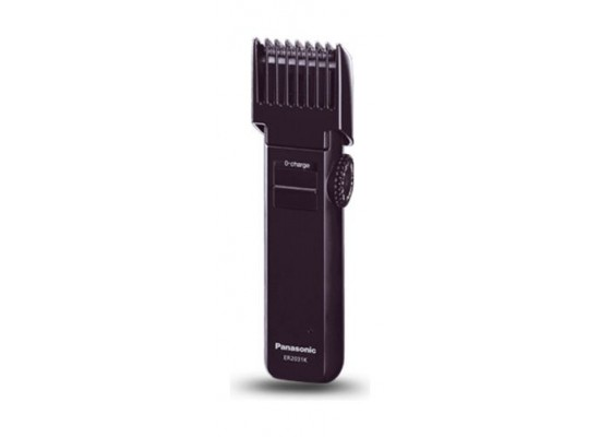 Panasonic ER2031 Beard/Hair Trimmer - Black