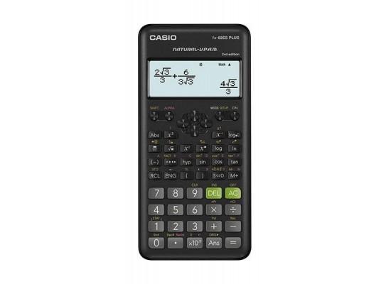 Casio 252 Functions Scientific Calculator (FX-82ES) – Black