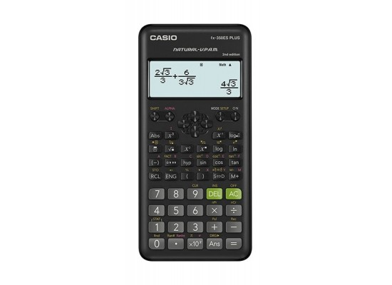 Casio Scientific Calculator Plus - (FX-350ES)