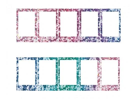 Fujifilm Instax Mini Confetti Instant Film - 10 Sheets