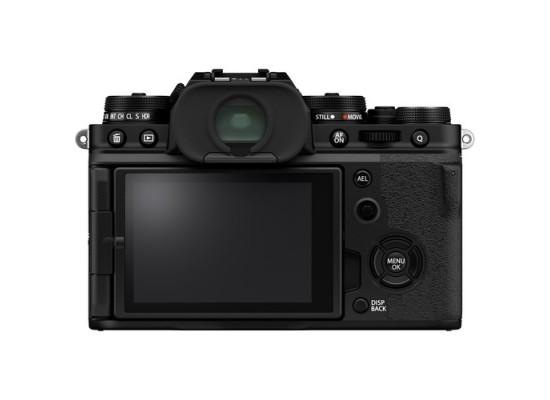 Fujifilm X-T4 Mirrorless Digital Camera (Body Only) - Black