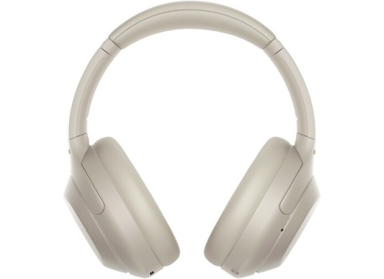 Sony Wireless Noise Canceling Over-Ear Headphone (WH-1000XM4/SME) - Silver