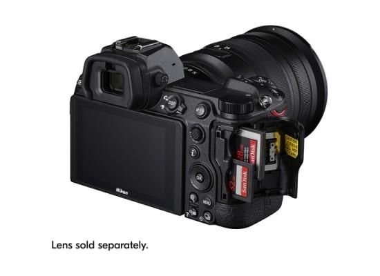 Nikon Z 7II Mirrorless Digital Camera (Body Only) – Black