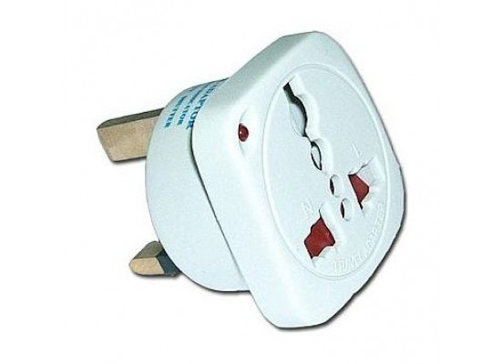 RTC TL11 Multi Travel Power Adapter - White