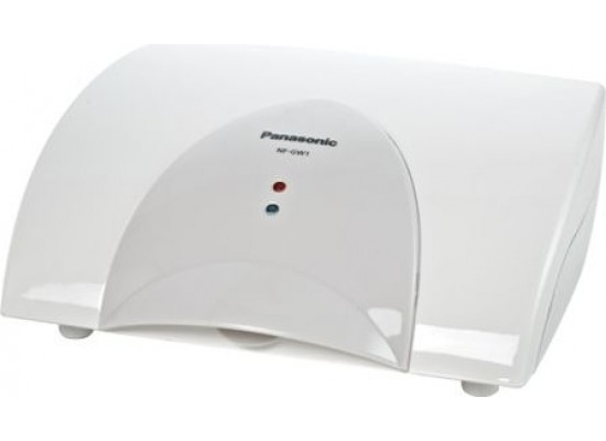 Panasonic 2 Slice Sandwich Maker (NF-GW1WTZ) - White