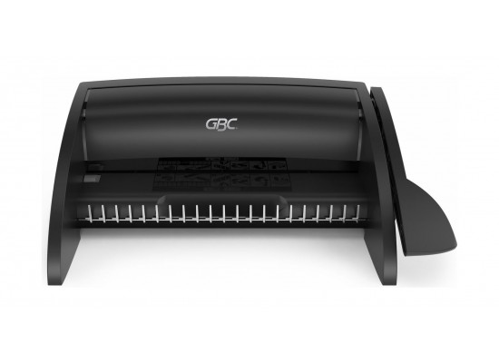 GBC CombBind C100 Binding Machine 19mm Comb Punch Capacity 9 Sheets, Bind  Capacity 160 Sheets - Black (4401843)