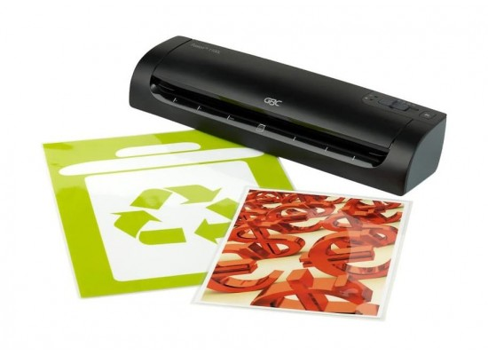 GBC 1100L A3 Fusion Thermal Laminator with 4min Warm-up - Black (4400747)