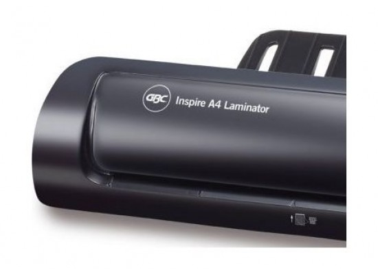GBC Inspire A4 Laminating Machine (4400304) - Black