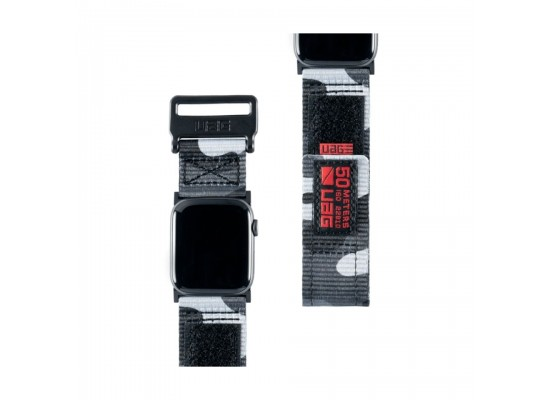 UAG Apple Watch Strap For 42mm/44mm (19148A114061) - Midnight Camo