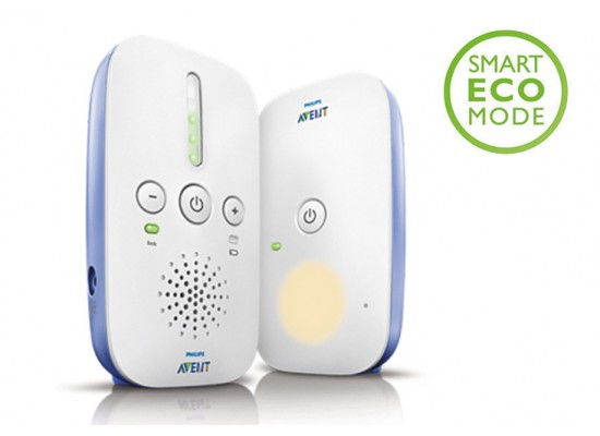 Philips Avent DECT Baby Monitor - SCD501/01