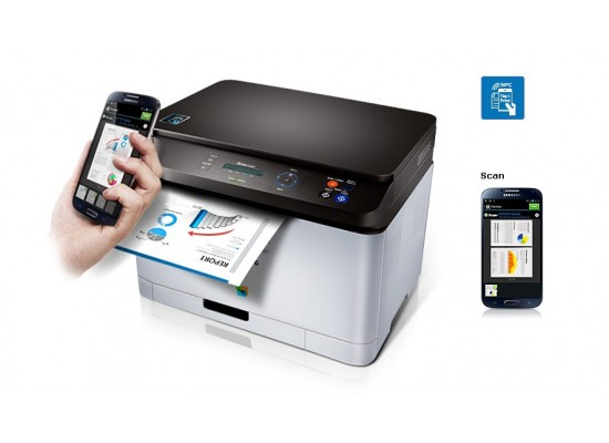 Samsung Xpress C460W MFP Print Driver for PC