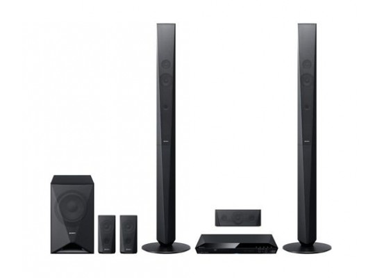 Sony 1000W 5.1 Channel  DVD Home Theater System - Black DAV-DZ650