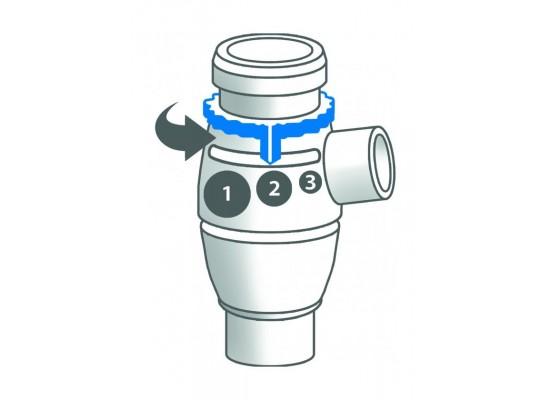 Omron A3 Complete Compressor Nebulizer (NE-C300-E)