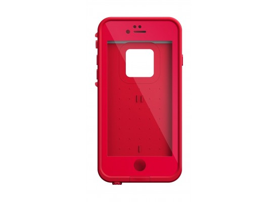 the latest 4c137 8419e LifeProof Fre Protective Case for iPhone 6 - Red | Xcite Alghanim ...