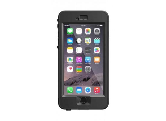 big sale 07303 fa7a1 Lifeproof Nuud Protective Case for iPhone 6 Plus & 6S Plus - Black ...