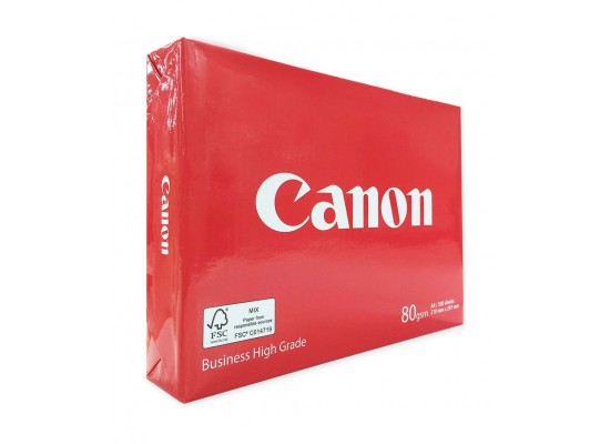 Canon Business High Grade 80gsm A4 Copy Paper - 500 Sheets