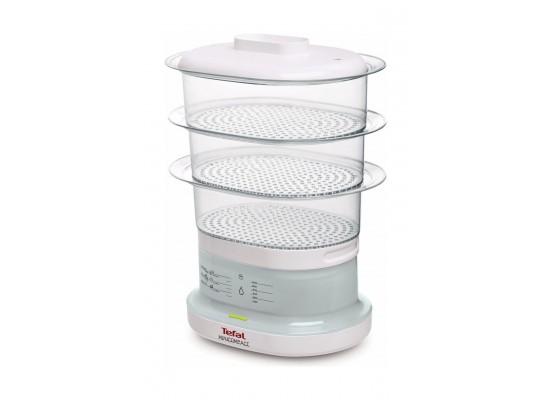 Tefal VC130115 Compact Food Steamer 6.5L - 550 Watts