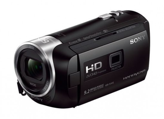 Sony HDR-PJ410 Handycam with Built-In Projector
