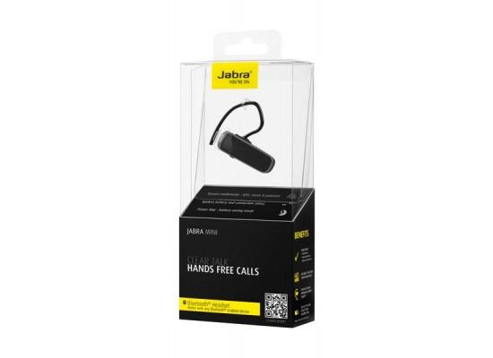 Jabra Mini Bluetooth Wireless Headset with Mic - Black