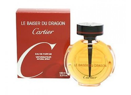 Cartier Le Baiser Du Drago For Women 100 ml Eau de Parfum