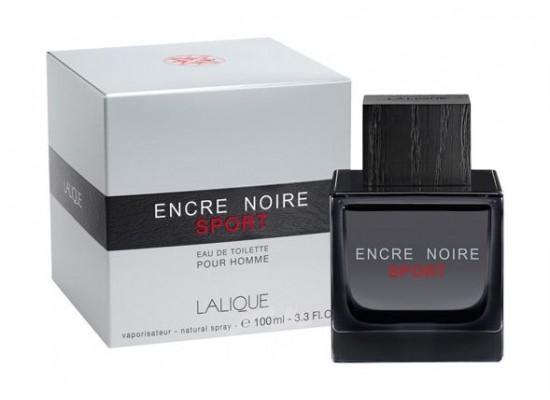 Lalique Encre Noir Sport For Men 100 ml Eau de Toiette