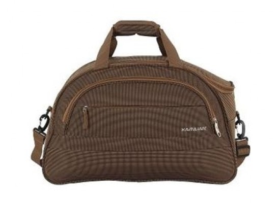 Kamiliant Zoya Duffle Bag 55CM (19OX73006) - Brown