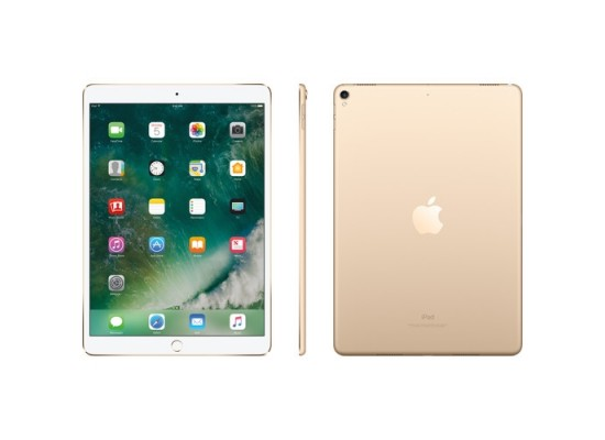 APPLE iPad Pro 10.5-inch 256GB Wi-Fi Only Tablet - Rose Gold