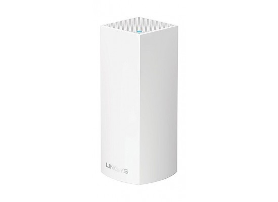 Linksys Velop AC4400 Tri-Band Whole Home Mesh Wi-Fi System (WHW0301-ME) - 1 Pack  1st view